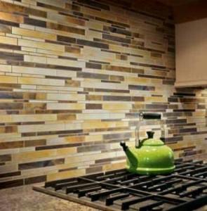 Mozaiek tegels karwei